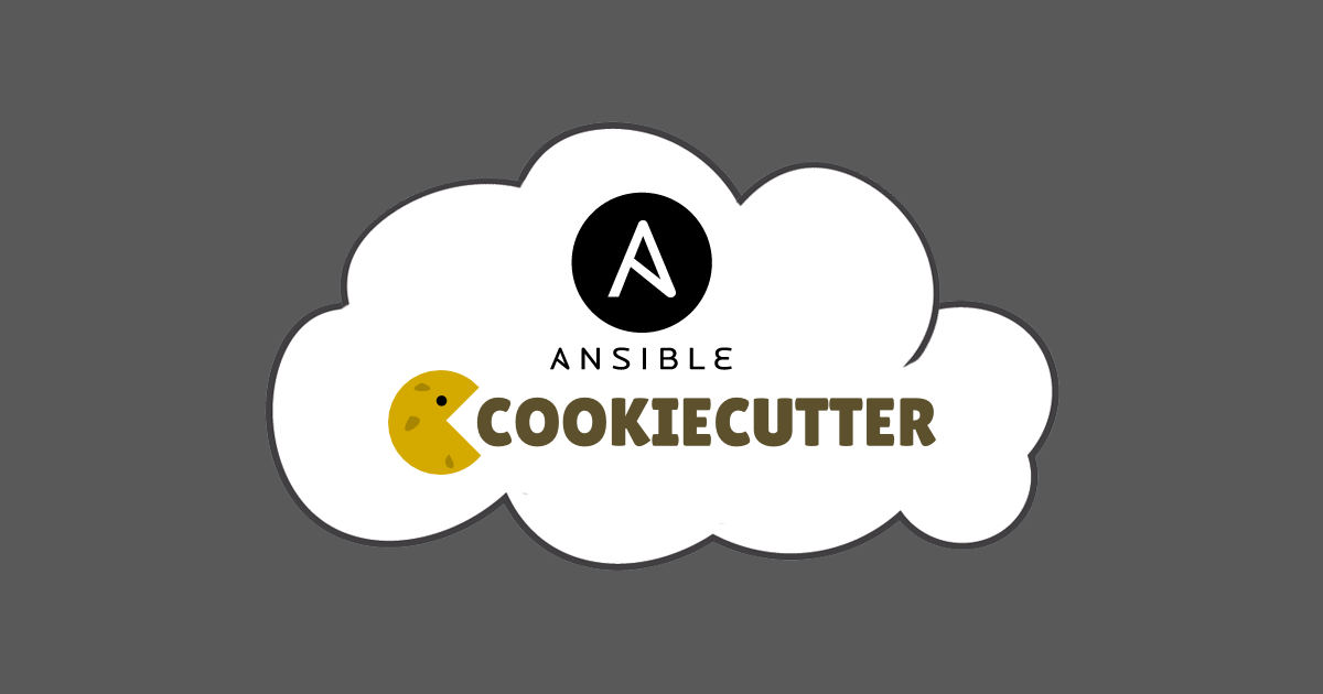 Ansible and cookiecutter