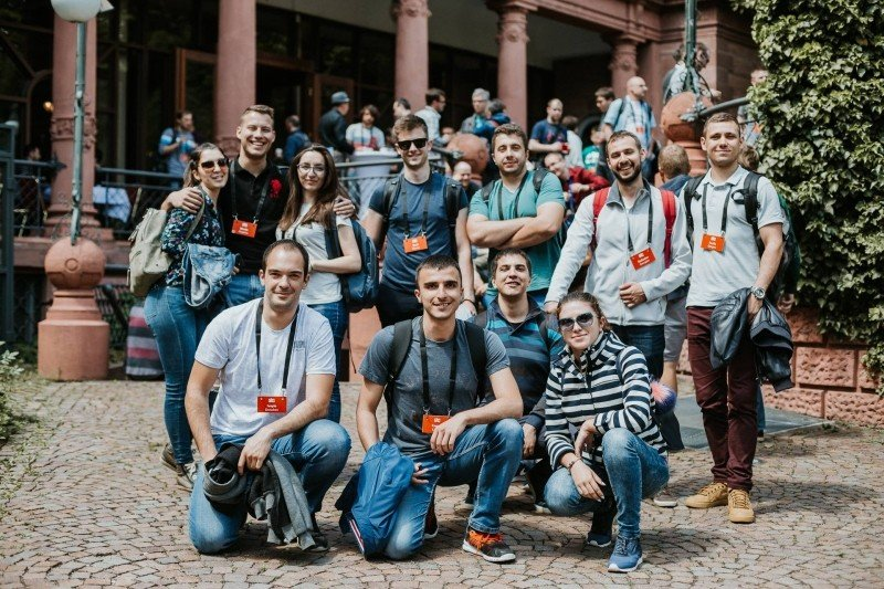 DjangoCon Europe 2018