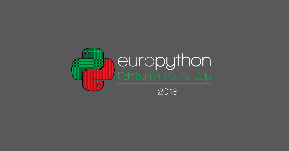 HackSoft at EuroPython 2018 Cover