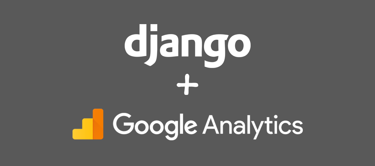 "Integrating a production-only""Google Analytics in Django"