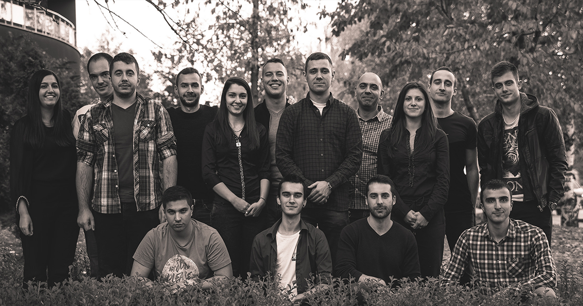 The Faces of HackSoft